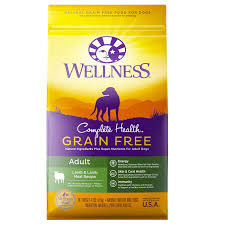 Wellness Grain Free Lamb & Lamb Meal ( 4lb )