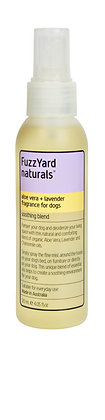 Fuzzyard Aloe Vera + Lavender Aromatherapy Mist For Dogs (120ml)