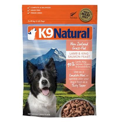 K9 Natural Freeze Dried Lamb & King Salmon Topper