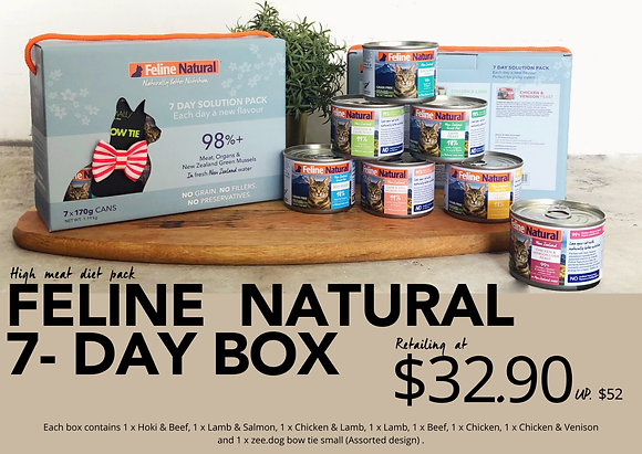 Feline Natural 7 Day Box