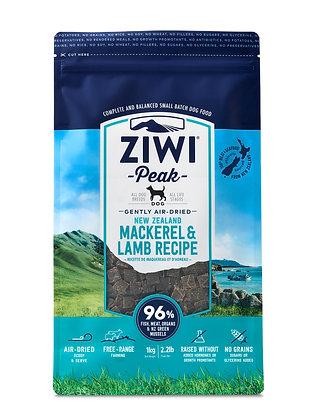 Ziwi Peak Air Dried Mackerel & Lamb Dog Food