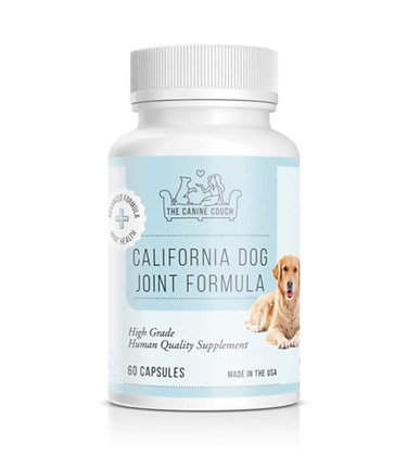 California Dog Joint Formula ( 60 capsules )