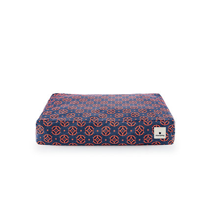 Ohpopdog Microbeads Bed Baba Navy 150