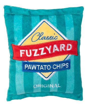 Fuzzyard Pawtato Chips Plush Toys