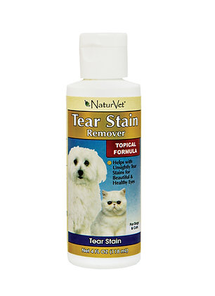 Tear Stain Remover (Topical) 4oz
