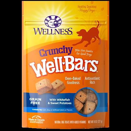 WellBars Whitefish & Sweet Potato ( 8oz )