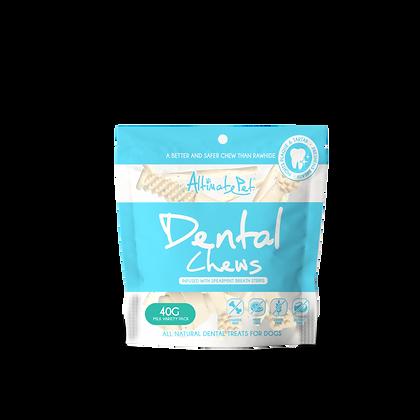 Altimate Pet Dental Chew Milk (40g)