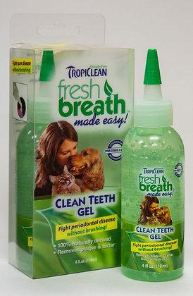 Fresh Breath Clean Teeth Gel (4oz)