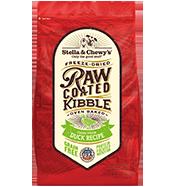 Stella & Chewy's Raw Coated Kibble Duck Recipe ( 3.5lb / 22lb )