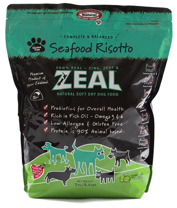 Zeal Seafood Risotto ( 3kg )