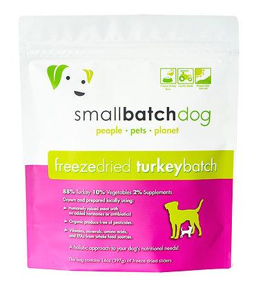 Smallbatch Freeze Dried Turkey Slider (14oz)
