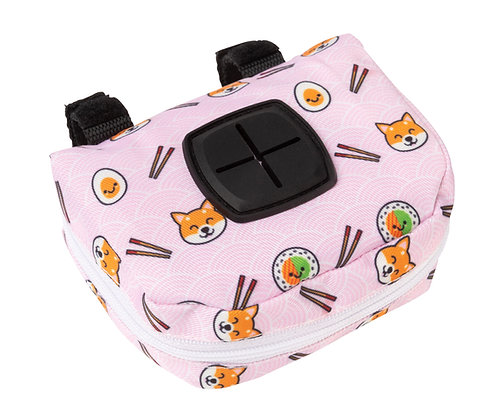 Fuzzyard Sushiba Dispenser Bag + 2 Rolls Of Poop Bags