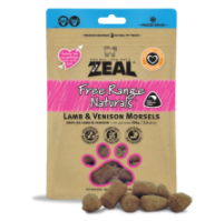 Zeal Freeze Dried Lamb & Venison Morsels (100g)