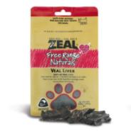 Zeal Veal Liver (125g)