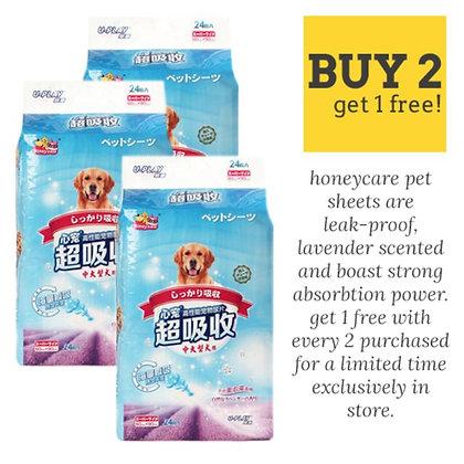 Honey Care Pee Pad BUY 2 FREE 1 SET