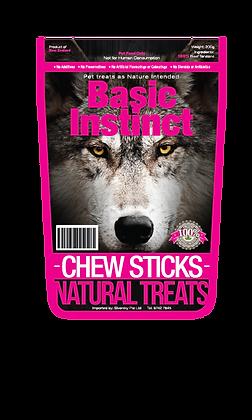 Basic Instinct Chew Sticks (200g)
