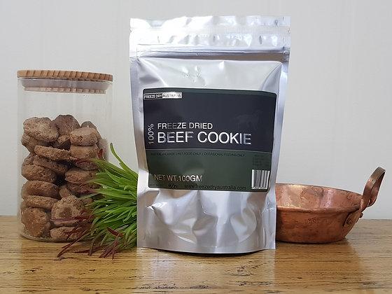 Freeze Dry Australia Beef Cookie (100g)