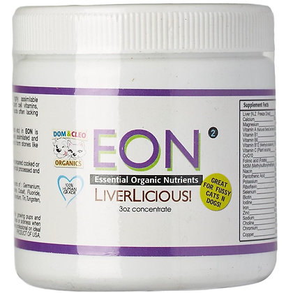 Dom & Cleo EON Liverlicious Supplement ( 3oz / 9oz )