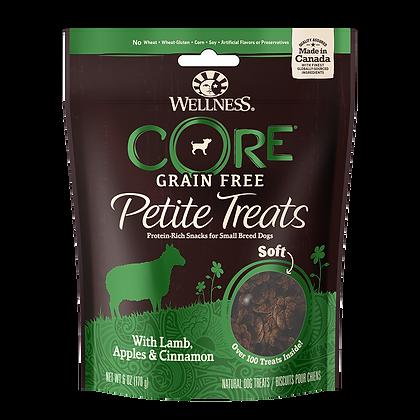 Wellness Core Petite Treats Soft Lamb, Apples & Cinnamon (6oz)