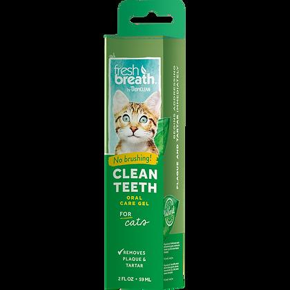 Fresh Breath Cat Clean Teeth Gel (2oz)