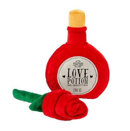 Fuzzyard Love Potion & Rose Plush Toys ( 2pcs/pack )