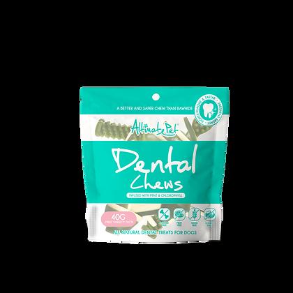 Altimate Pet Dental Chew Mint (40g)