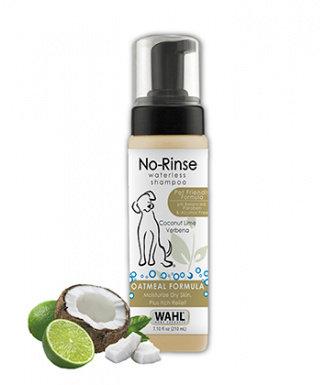 Wahl No-Rinse Waterless Dog Shampoo OATMEAL ( 7.10 fl oz )