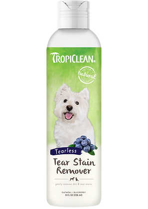 TropiClean Tear Stain Remover (236ml)