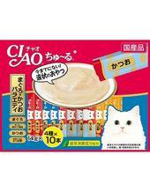 Ciao Churu Tuna Maguro Jumbo Mix Cat Treat ( 40 sachets )