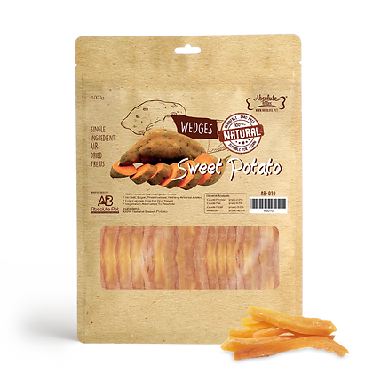Absolute Bites Air Dried Sweet Potato ( 1kg )