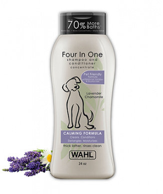 WAHL Four In One Calming Formula ( 24oz/ half gallon )