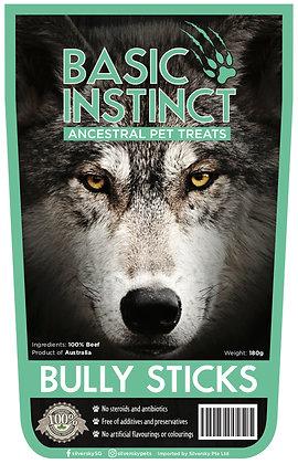 Basic Instinct Bully Sticks (180g)