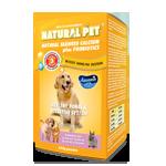 Natural Pet Natural Seaweed Calcium Plus Probiotics Powder ( 100g / 400g )