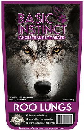 Basic Instinct Roo Lungs (180g)
