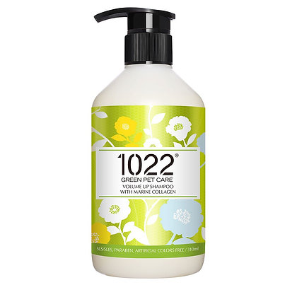 1022 Volume Up Shampoo ( 310ml / 4 Litres )