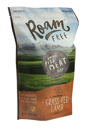 Roam Free Grass-Fed Lamb Dry Food ( 500g/ 1kg )