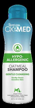 TropiClean OxyMed Hypoallergenic Shampoo