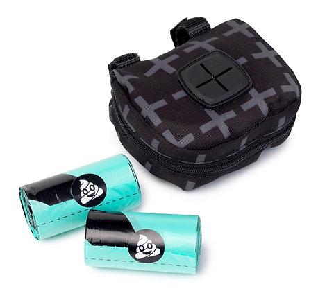 Fuzzyard Yeezy Dispenser Bag + 2 Rolls Of Poop Bags