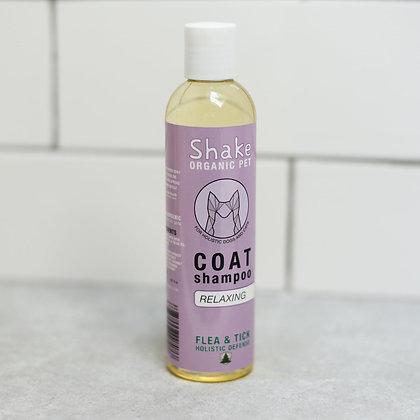 Shake Organic Coat Shampoo Relaxing (8.5 fl oz)