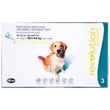 Revolution for Dogs 20.1 Kg - 40 Kg