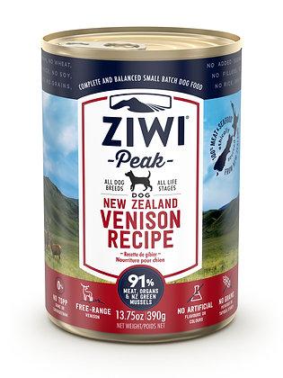 Ziwi Peak Venison Canned Dog Food ( 390g )