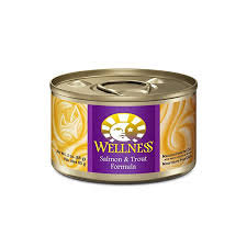 Wellness Salmon & Trout Formula ( 5.5oz )