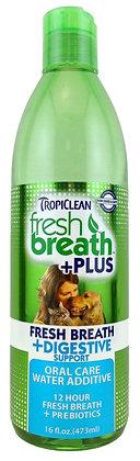 Fresh Breath Water Additive + Plus Digestive (16oz)