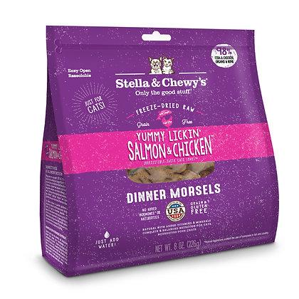 Stella & Chewy's Salmon & Chicken Dinner Morsels ( 18 oz )