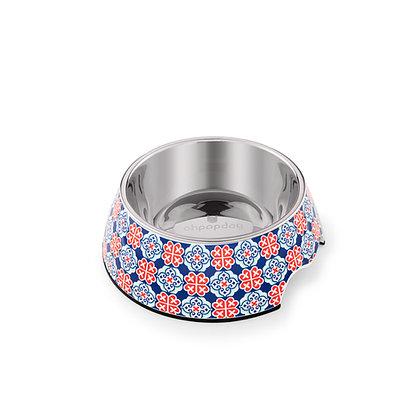 Ohpopdog Non Slip Bowl Royal Blue 150
