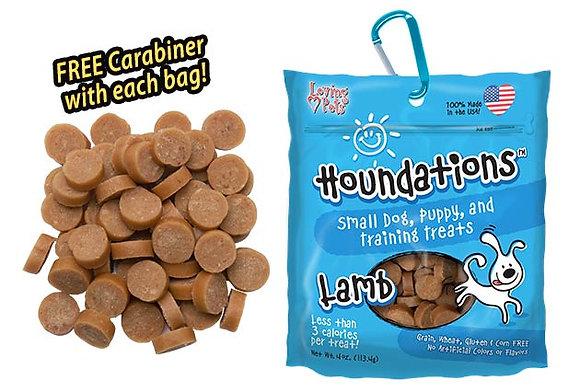 Loving Pets Houndations™ Lamb Bite-Size Soft-Chew Treat ( 4oz )