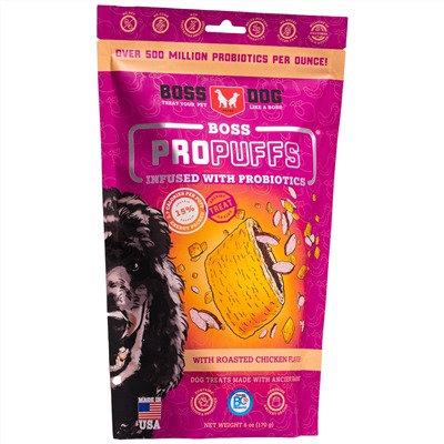 Boss Dog Brand Propuffs Treats Roasted Chicken Flavor (170g)