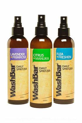 WashBar 100% Natural Daily Spritzers ( 250ml )