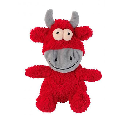 Fuzzyard Flat Out Nasties Jordon The Bull Toy
