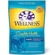 Wellness Whitefish & Sweet Potato Meal ( 30lb )